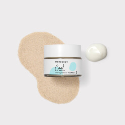 Cool Overnight Rescue Face Mask