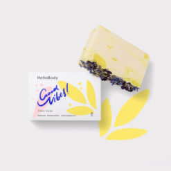 Good Vibes Floral Soap (1)
